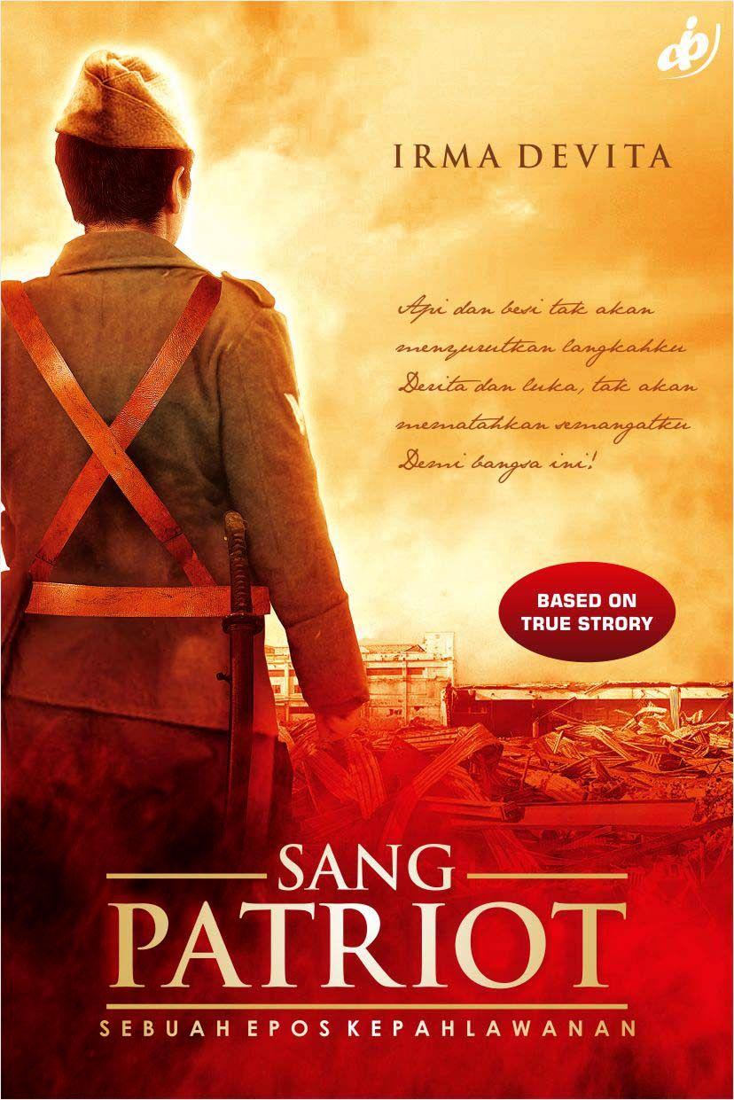 Novel Sang Patriot